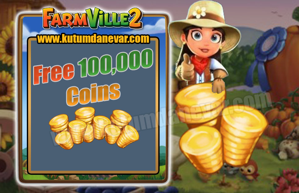 Farmville 2 free coin gifts
