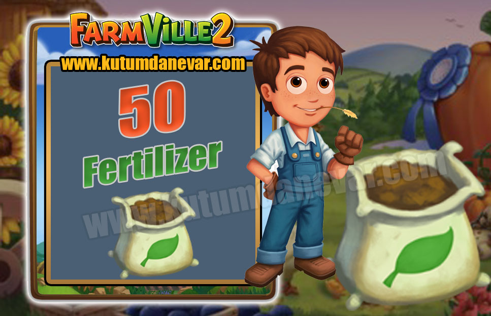 Farmville 2 free fertilizer gifts