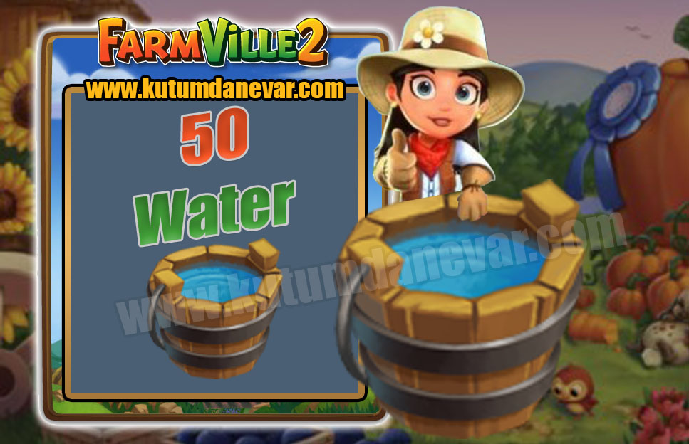 Farmville 2 free water gifts